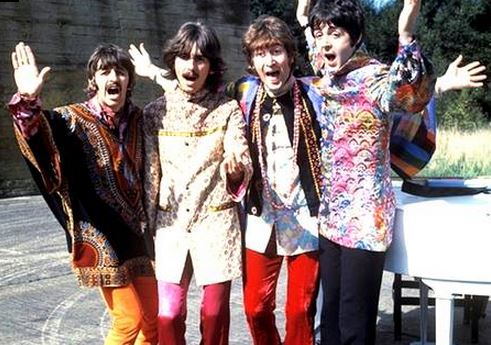The Beatles song Lucy in the Sky with Diamonds was thought to have been inspired by LSD.
