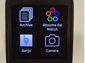 Clever timing: Samsung unveils smartwatch