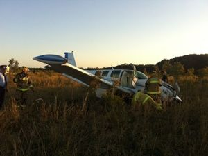 Pilot praised for getting plane down safely in Caloundra