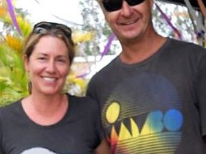 Family and friends gather to farewell Coolum murder victims
