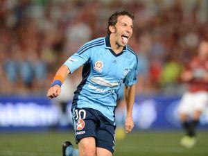 Del Piero may be leaving Australia soon