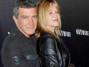 Antonio Banderas: Wife Melanie buys my clothes