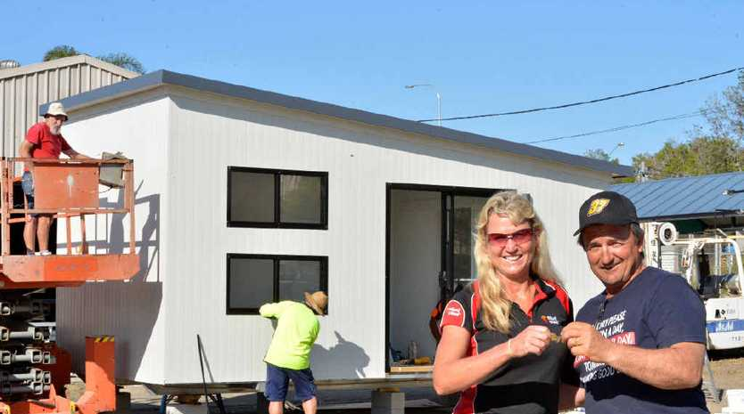 Gympie at the centre of pre-fab housing industry | Sunshine