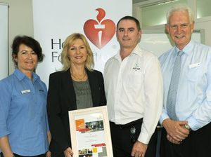Heart Foundation gives council programs tick of approval