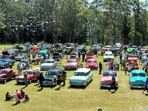 Hot rods head to spectacular turnout
