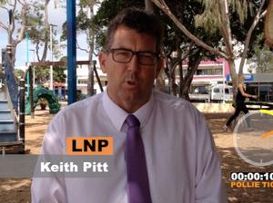 Hinkler candidate Keith Pitt