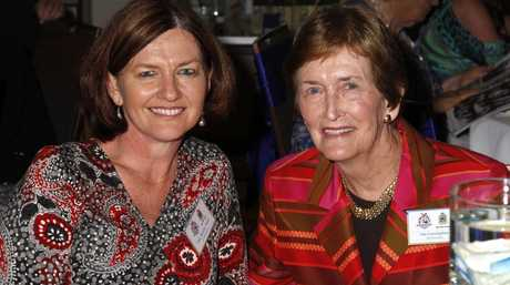 RSL: 1955 Siren of the Surf Nita Cunningham and daughter Anne Harding-smith. Photo: Simon Young / NewsMail