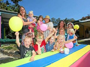 Election no hurdle for kindy festivities