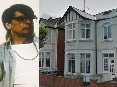 The infamous ground floor flat at 195 Melrose Avenue is the second property to have belonged to the notorious murderer to have come up on the housing market in the last month