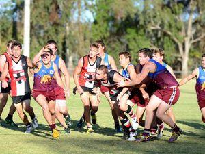 2013 Capricornia AFL grand final: BITS vs Glenmore