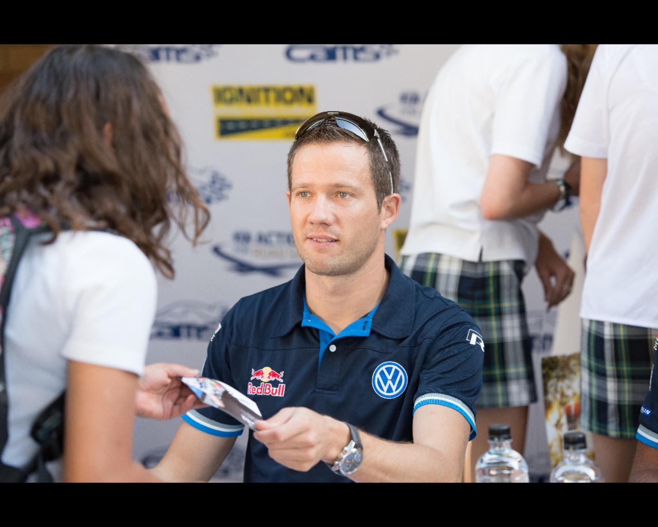 Sebastien Ogier, France, Volkswagen Motorsport.