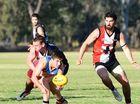 AFL Capricornia premiership trifecta for BITS Saints