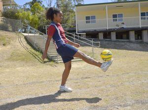 Futsal fun at St Stephens Lutheran College