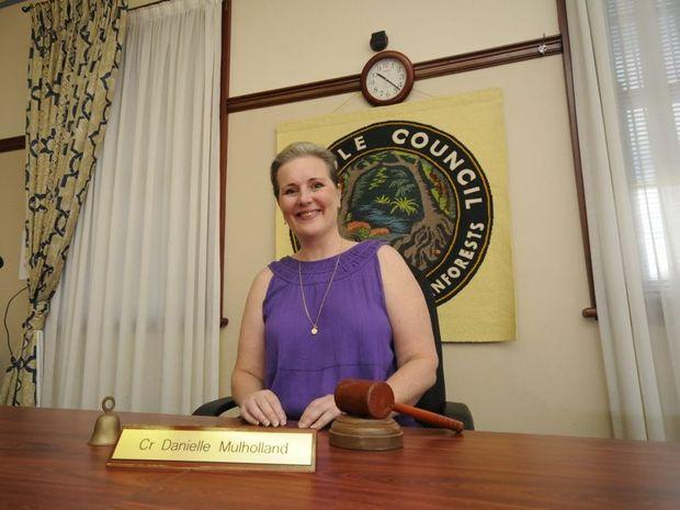 Kyogle Mayor Danielle Mulholland