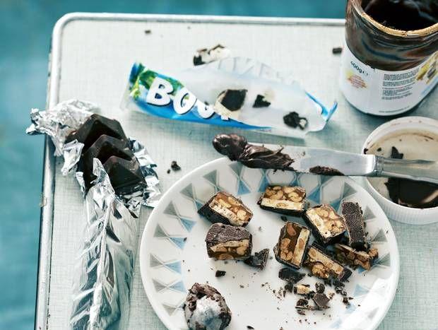 Food stylists: Marina Filippelli and Rosie Reynolds; Prop stylist: Rachel Jukes