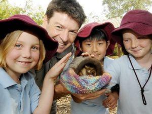 Mobile Taronga Zoo teaches kids to help threatened species