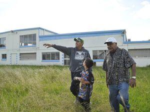 Aboriginal unemployed build Jack Martin Centre ovals