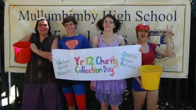 MULLUMTASTIC: Year 12 Mullumbimby High students to hit the local streets for charity