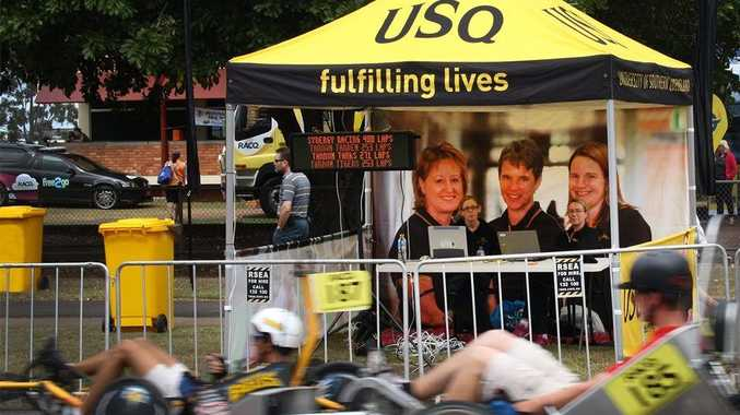USQ Fraser Coast will have lots of techno activities to appeal to all ages in its tents at the RACQ Technology Challenge.