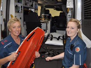 Toowoomba paramedic Sheree Wheeler