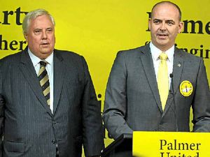 Palmer party has Ipswich state seats in its sights