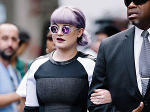 Kelly Osbourne gains 8 kilos since boyfriend split up