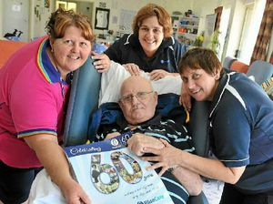 Fete in Gladstone celebrates 60th anniversary for Blue Care