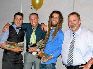 CQ apprentices help end 22-year NSW reign at Golden Trowl