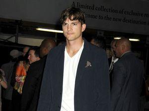 Ashton Kutcher reunites with Demi Moore