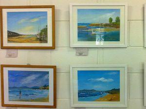 Ian Wilkinson's love of art is evident in his work