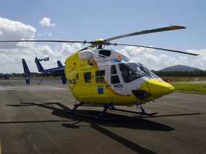 Child with cerebral malaria airlifted from Toowoomba