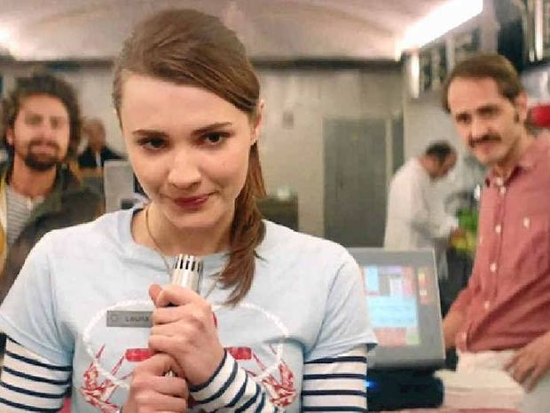 OUT OF THE ORDINARY: A scene from Kizmet Diner, one of the 10 movies shortlisted for the Manhattan Short Film Festival to be screened at the Walter Reid Cultural Centre.