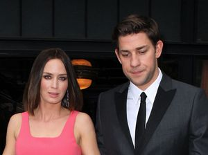 Emily Blunt is pregnant