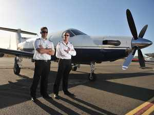 Corporate jets with 24/7 service spice up Gladstone travel