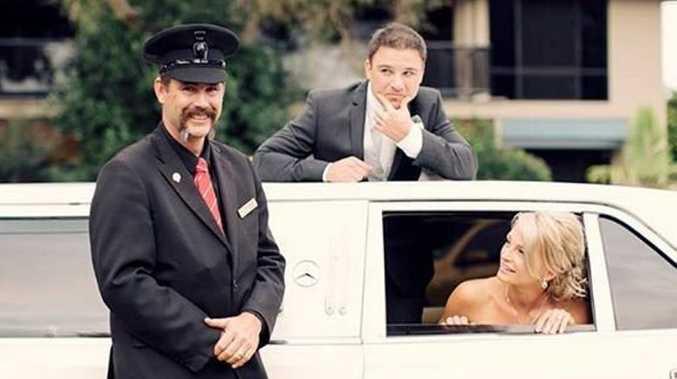 Matt Murphy of Essence Limousines reckons he's got the best job in the world.