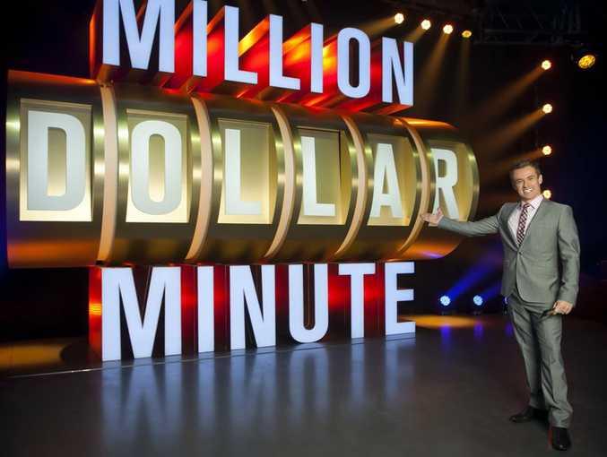 Grant Denyer hosts Million Dollar Minute