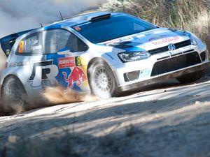 Ogier's big Rally Australia scare