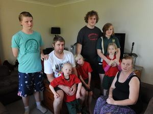Family of nine ordered to leave crisis home