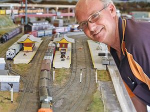 Bundy Model Railway Club