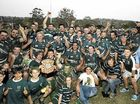 """The happiest day of my life"": jubiliant Lismore wins shield"