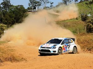 Ogier crowned new king of World Rally Championship