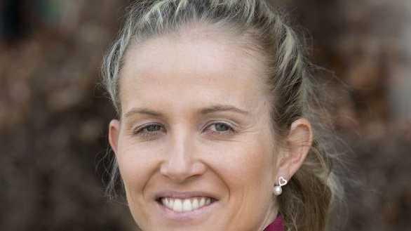 AWARD WINNER: Toowoomba-raised cricketer Jodie Fields.