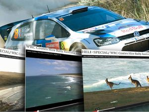 WRC round a tourism boost for Coffs region