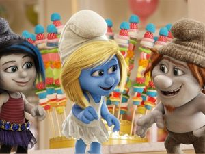 Smurfs 2 misses the mark