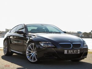 The 2006 BMW M6 E63 Coupe is a super car for $90,000