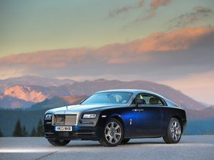 Wraith is a Rolls-Royce but not quite as we know it