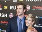 Chris Hemsworth and his wife Elsa Pataky