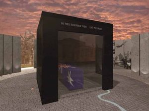 Upgraded Mullumbimby Cenotaph could become tourist drawcard