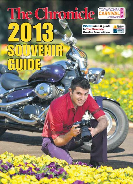 Don't miss The Chronicle's Toowoomba Carnival of Flowers Souvenir Guide, out this Friday.