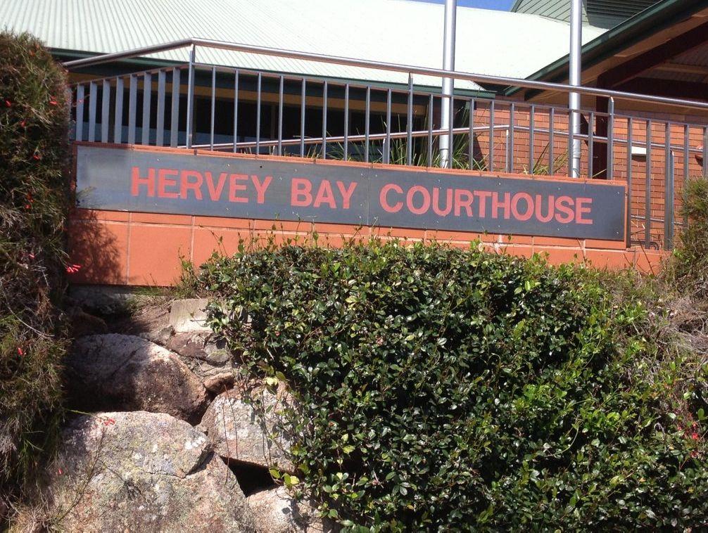 Hervey Bay courthouse.